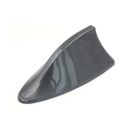 Gray Car SUV Truck Shark Fin Style Antenna Radio Signal Aerial Fits for