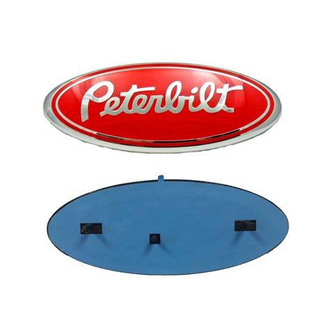 2005-2014 Ford F150 PETERBILT Oval 9
