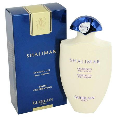 Guerlain Shalimar Shower Gel, 6.8 Oz