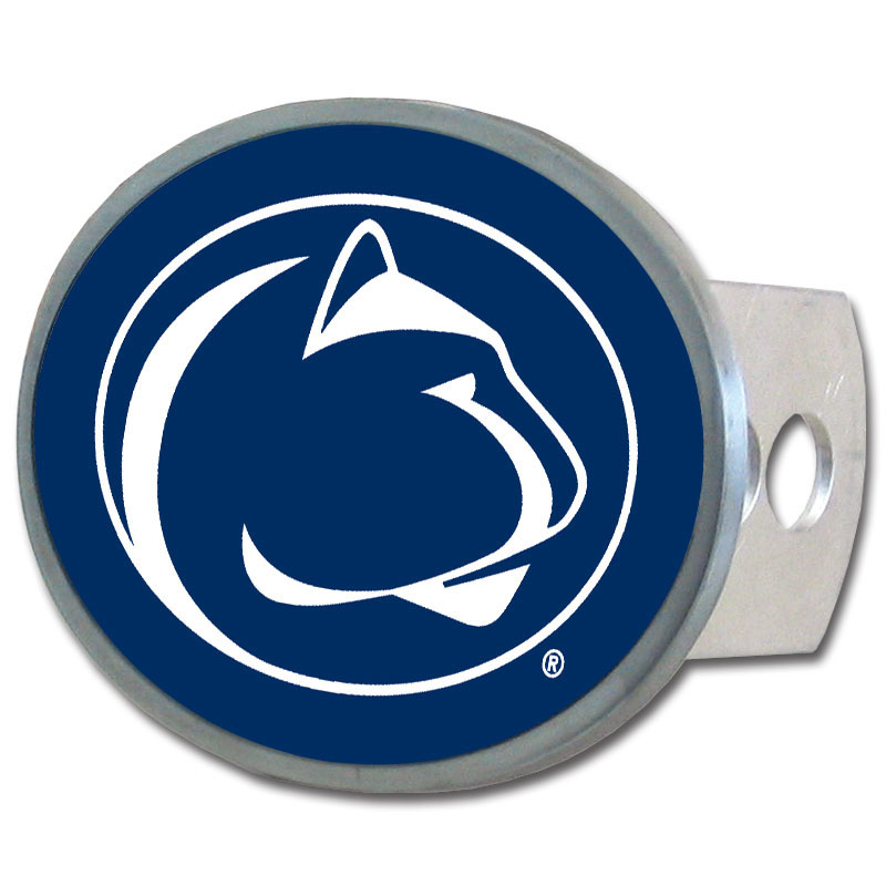 Penn State Nittany Lions Official NCAA Oval Hitch Cover by Siskiyou 202209