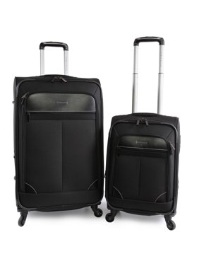 Perry Ellis  Tribute 2-piece Spinner Luggage Set