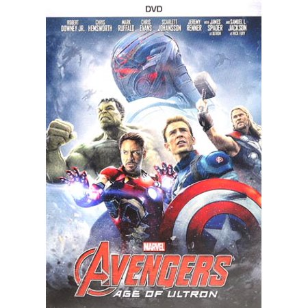 Marvel's The Avengers: Age Of Ultron (DVD) - Avengers Age Of Ultron Vision