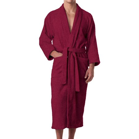 Regency Men's 100% Long Staple Cotton Men's Terry Cloth