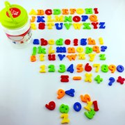 78PCS Magnetic Letters Numbers Alphabet Fridge Magnets Colorful ABC 123 Educational Toy Set Learning Spelling Counting;78PCS Magnetic Letters Numbers Alphabet Magnets Educational Toy Set