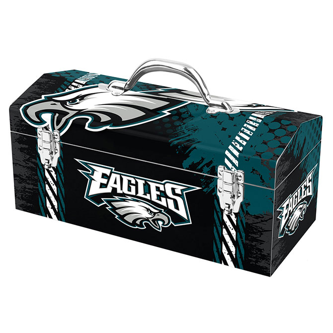 NFL Philadelphia Eagles Toolbox