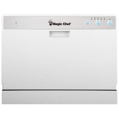 Magic Chef 25'' Countertop Dishwasher