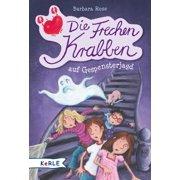 Die Frechen Krabben auf Gespensterjagd (Band 2) - eBook