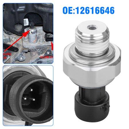 EEEkit DEF 12616646 Oil Pressure Sensor Switch Sensor D1846A PS308 for Chevy Silverado GMC Sierra Cadillac - Oxygen Sensor Check Engine