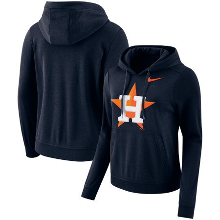 Houston Astros Nike Women's Club Tri-Blend Pullover Hoodie - Navy](Halloween Club Events Houston)