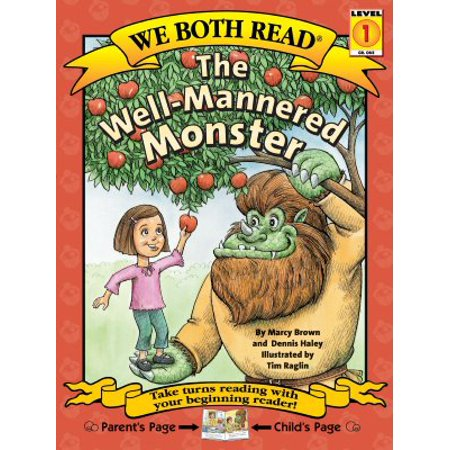 The Well-Mannered Monster (Paperback) (Booth Themes)