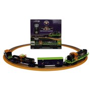 Lionel O Scale End of the Line Express with Remote and Bluetooth Capability Electric Powered Model Train Set