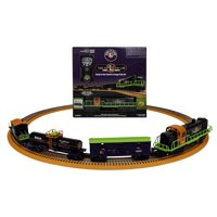 Lionel End of the Line Express Electric O Gauge Model Train Set With Remote and Bluetooth Capability