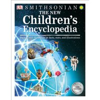 Visual Encyclopedia: The New Children's Encyclopedia : Packed with Thousands of Facts, Stats, and Illustrations (Paperback)