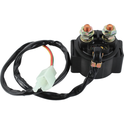 4-Terminal Isolated Base R130014 //89-F460917-1//12 Volt DB Electrical SMR6020 Starter Solenoid Relay for Mercury Marine 87-803632T 15-457//22611 89-F460917-1//15-295