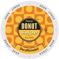 Authentic Donut Shop Decaffeinated, Single Serve Cup Portion Pack for Keurig K-Cup Brewers, 24 Count