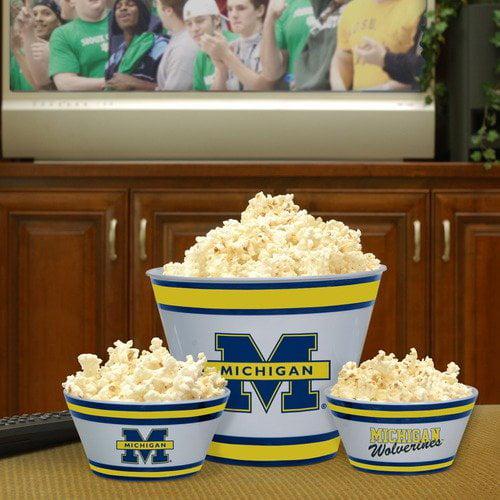The Memory Company University of Michigan Melamine Bowl Set