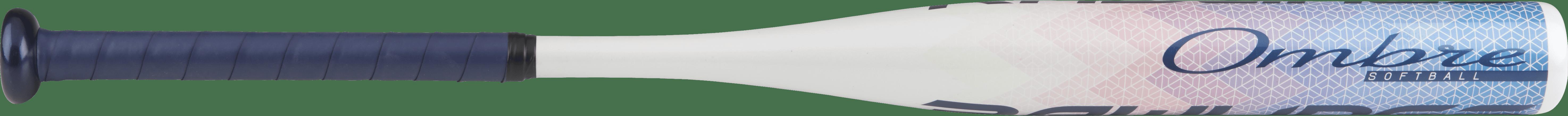 Rawlings Ombre Alloy Softball Bat, 2-1/4-Inch X-Tended Sweet Spot Barrel, 29-Inch Length,...