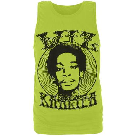 Wiz Khalifa - Face Tank Top