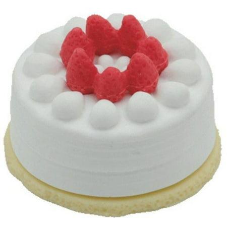 Ty Beanie Eraserz - Party Cake - Party Ty