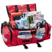 Best Trauma Kits - Emergency Medical First Aid Kit 160 Piece Neon Review