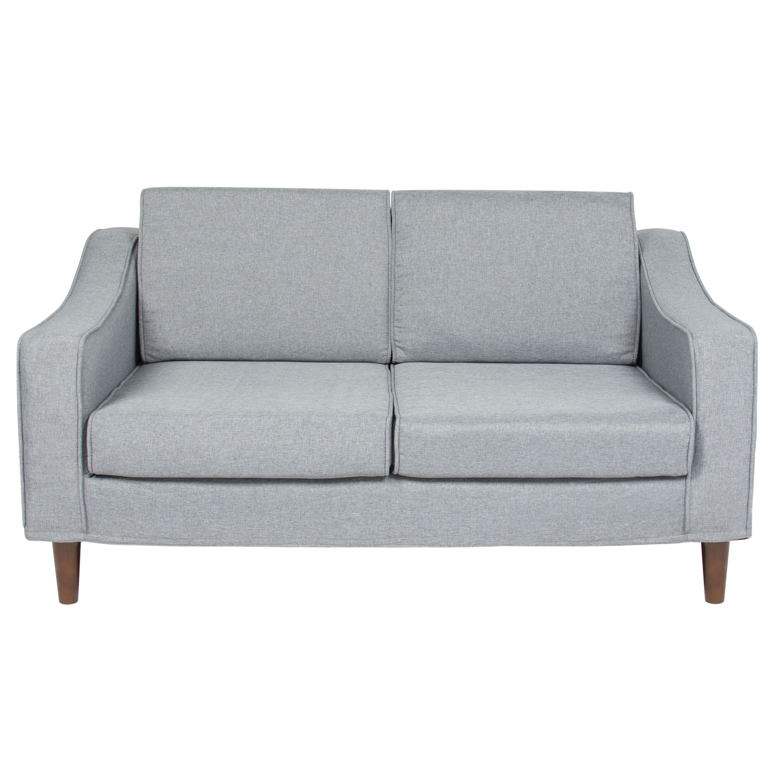 Best Choice Products Modern Furniture Loveseat Sofa Living Room