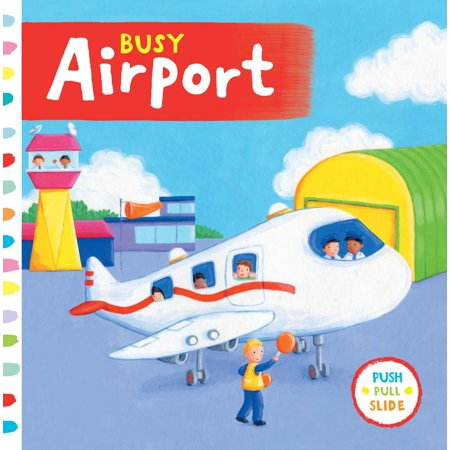 Busy Airport (Board Book) ()