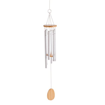 Wind Chimes Small, Best Of Garden Wind Chimes Sound - Long Aluminum Metal, Wood (Sold by Case, Pack of