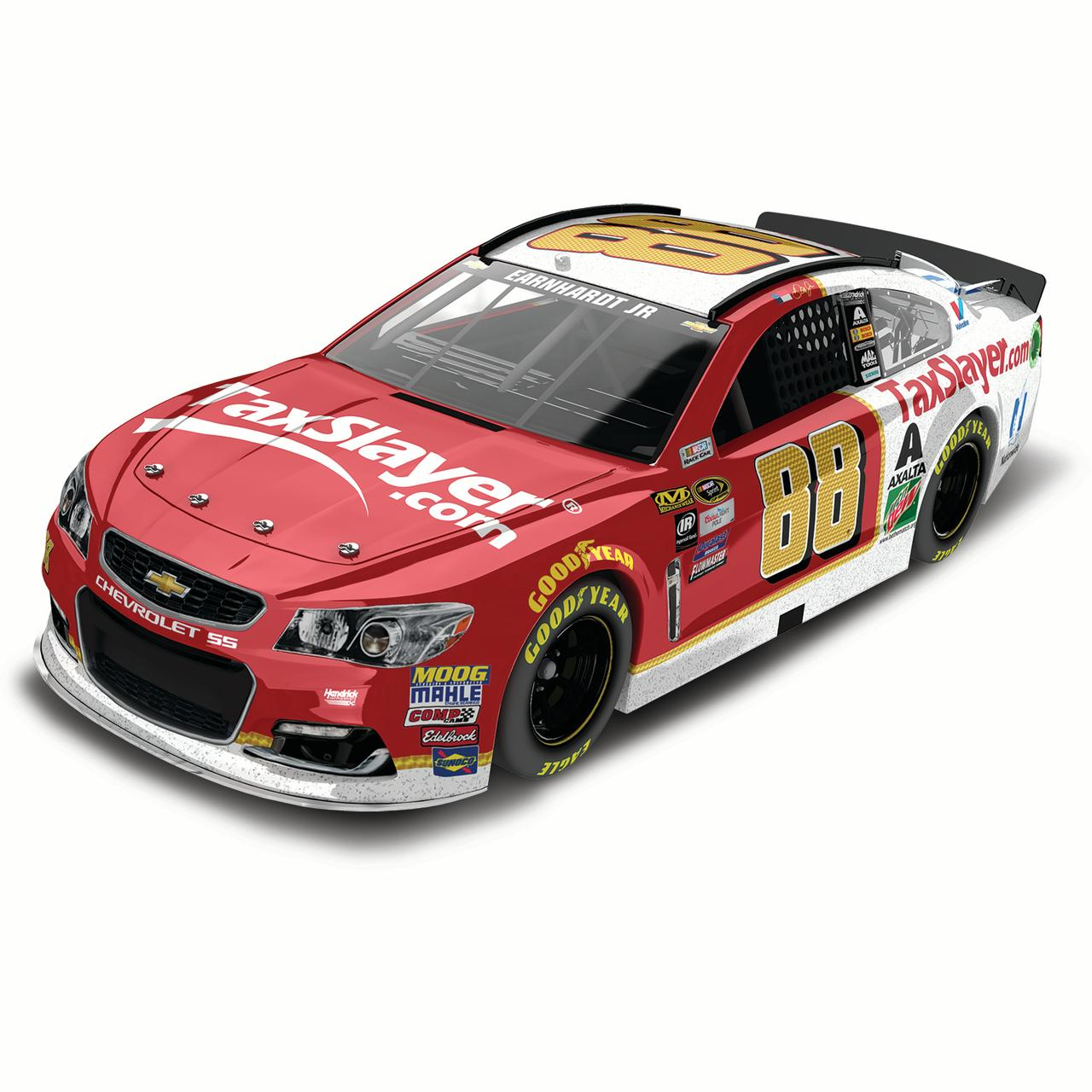 Dale Earnhardt Jr. Action Racing 2016 #88 TaxSlayer 1:24 Nascar Sprint Cup Series Galaxy... by Lionel LLC
