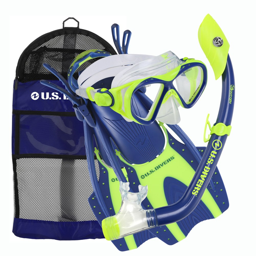 Aqua Lung 261241 Buzzislandjr Gear Bag Blue Lg
