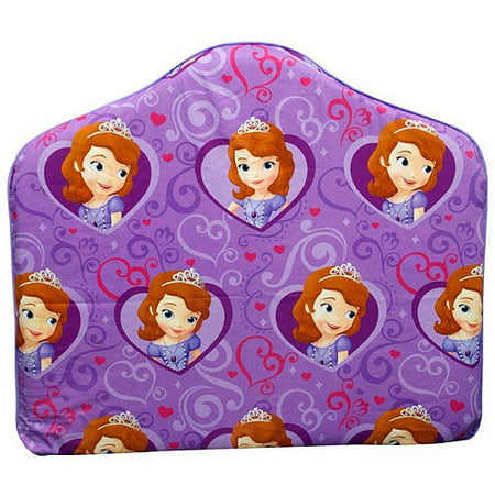 Disney Princess Sofia Headboard Cover