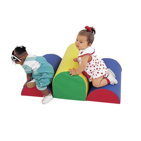 Children's Factory 3 Piece Crawly Bump Set