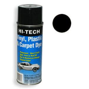 Hitech HIT-HT-470 Vinyl, Plastic, & Carpet Dye, Black