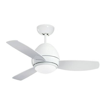 Emerson CF244 Curva 44 in. Indoor / Outdoor Ceiling Fan - Walmart.com