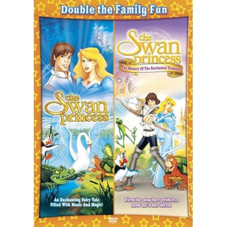 The Swan Princess/The Swan Princess: Mystery... (DVD)