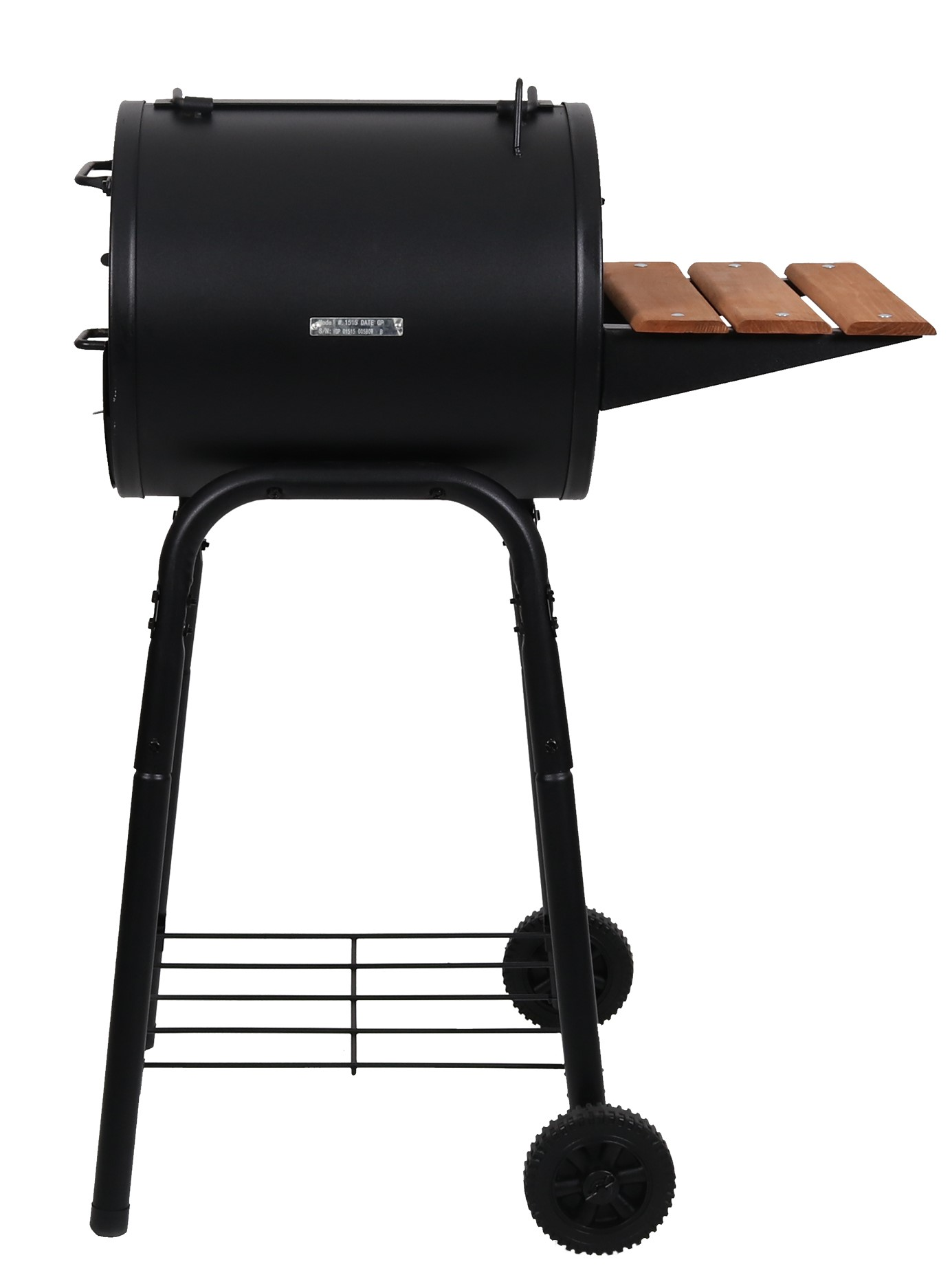 Char Griller Patio Pro Charcoal Grill Black E1515 Walmart Com