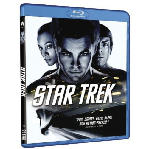 STAR TREK XI (BLU RAY)