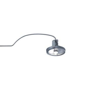Jesco Lighting-AHCR155-BKBK-Otis - One Light Line Voltage Clamp (Otis Und Louie)