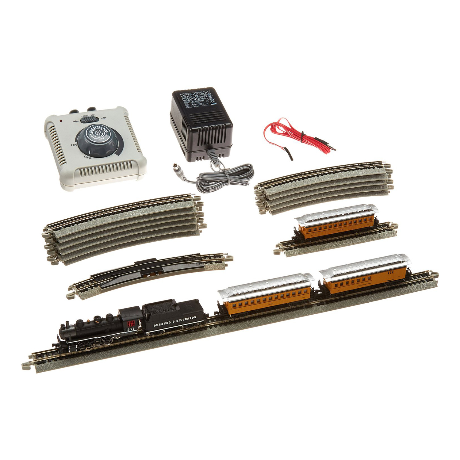Bachmann Trains Durango And Silverton N Scale Ready To Run Electric Elenco Snap Circuits Lights Walmartcom Train Set