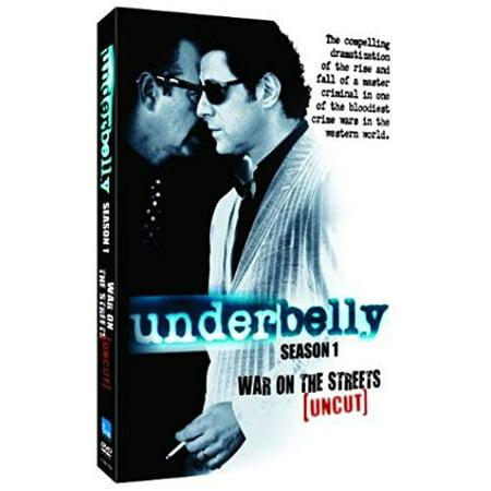 UNDERBELLY SEASON 1 (ENG) (DVD) | Walmart Canada