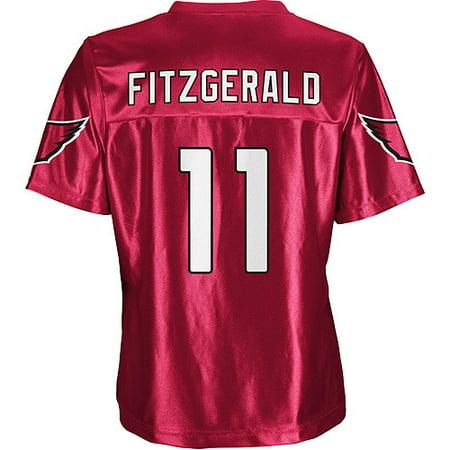 6d9f84eaecf0 NFL - Women s Arizona Cardinals  11 Larry Fitzgerald Jersey ...