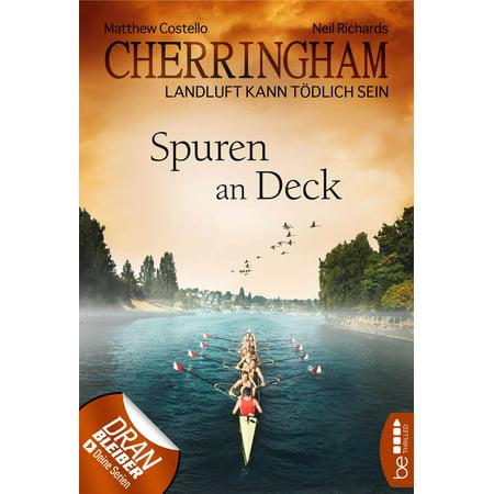 Cherringham - Spuren an Deck - eBook ()