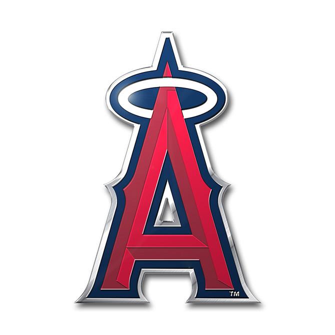 MLB Los Angeles Angels Color Emblem