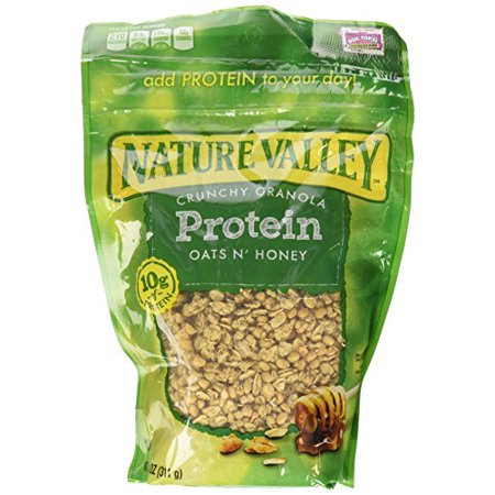 Nature Valley Oats 'n Honey Protein Granola, 11