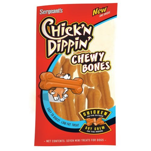 Chick'n Dippin' Chewy Soy Bones, 7-Count