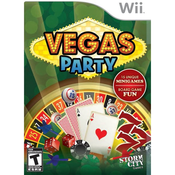 Casino Game For Wii