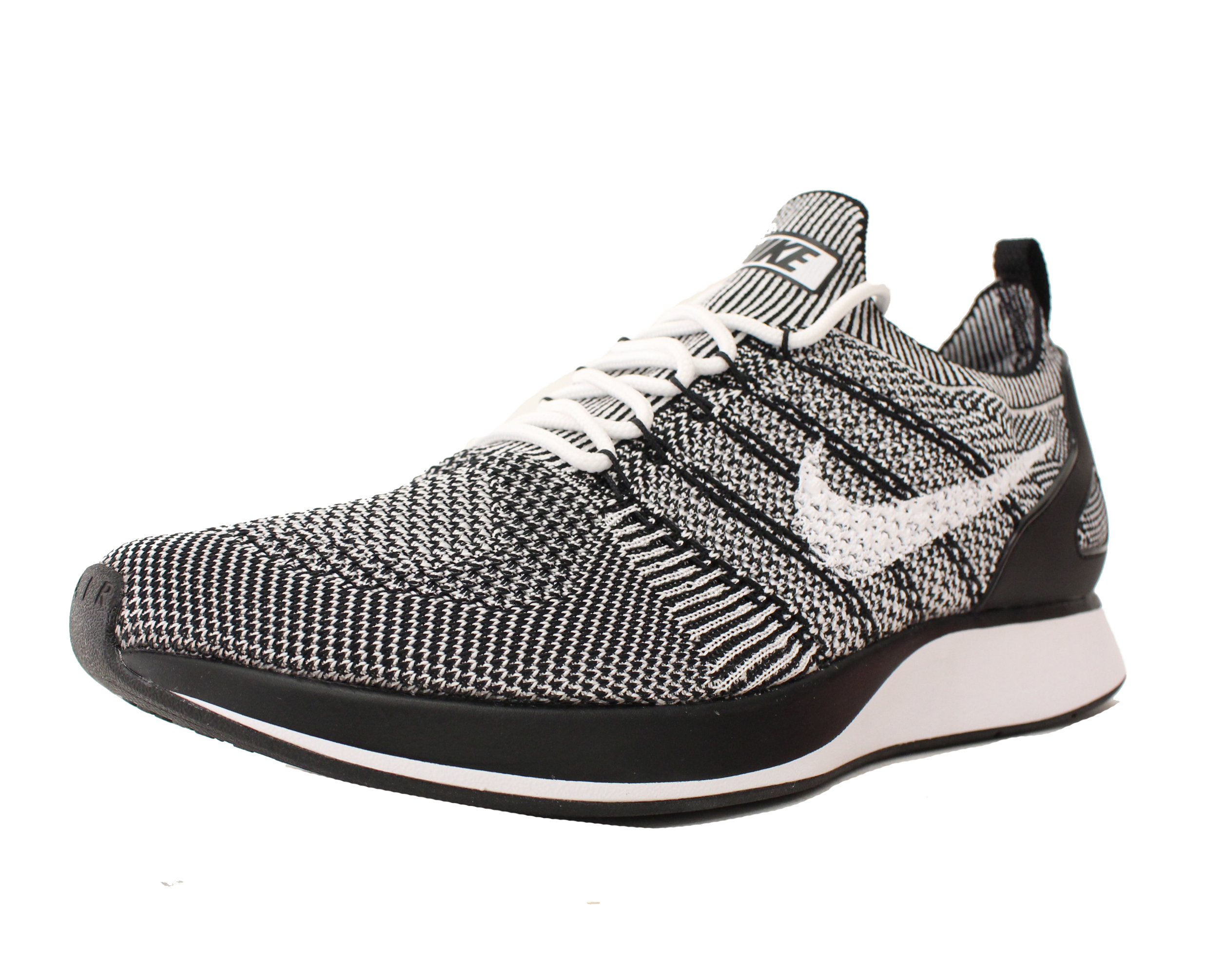 timeless design 47d45 e97c4 ... best price nike air zoom mariah flyknit racer sz 11 white black oreo  trainer 918264 102