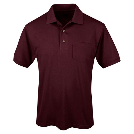 Tri Mountain Men S Big And Tall Comfort Pique Golf Shirt