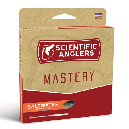Scientific Anglers Saltwater Floating - Scientific Anglers Mastery Saltwater Taper Floating Fly Line - All Sizes