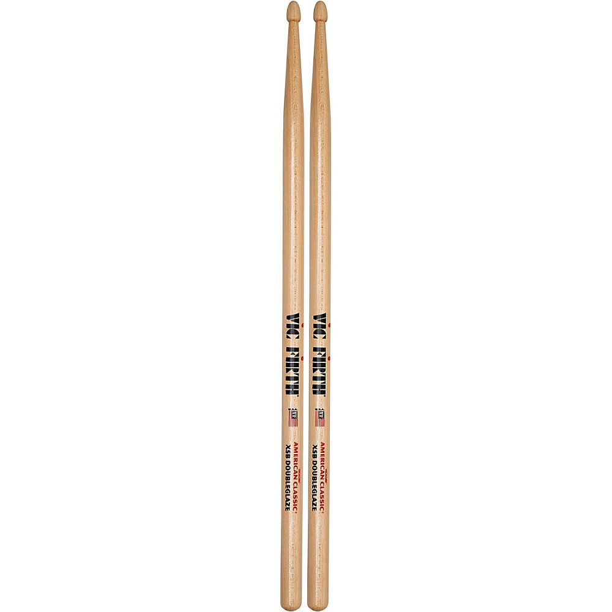 Vic Firth American Classic Extreme 5B DoubleGlaze Drumsticks X5BDG