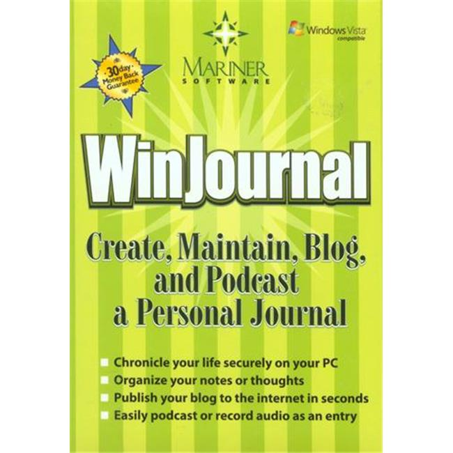 mariner software 45098 winjournal